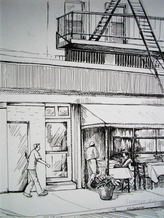 City Cafe 1