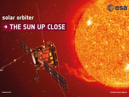 Solar Orbiter for Kids, BLOG