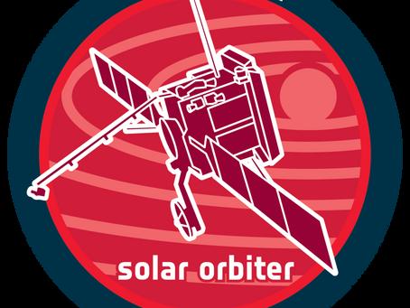 Launch webpage Solarorbiterforkids.com