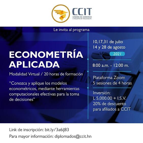 Econometría Aplicada