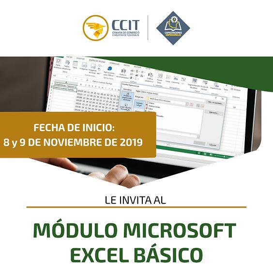 Microsof Excel Básico