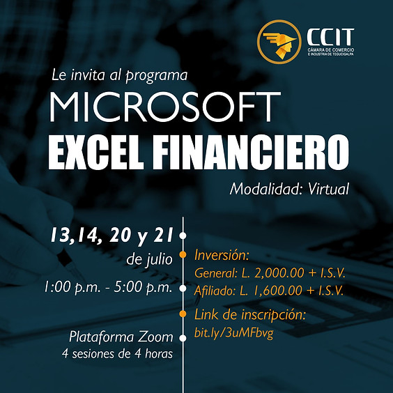 Microsoft Excel Financiero