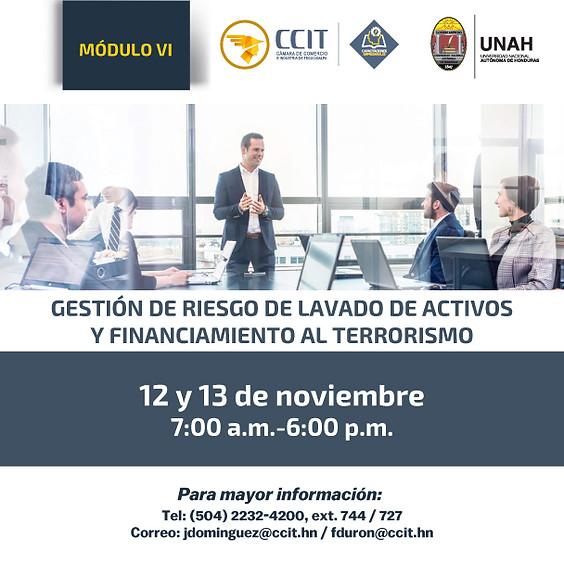 Gestión de Riesgo de Lavado de Activos y Financiamiento al Terrorismo