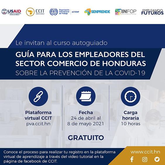 Guía para los Empleadores del Sector Comercio de Honduras