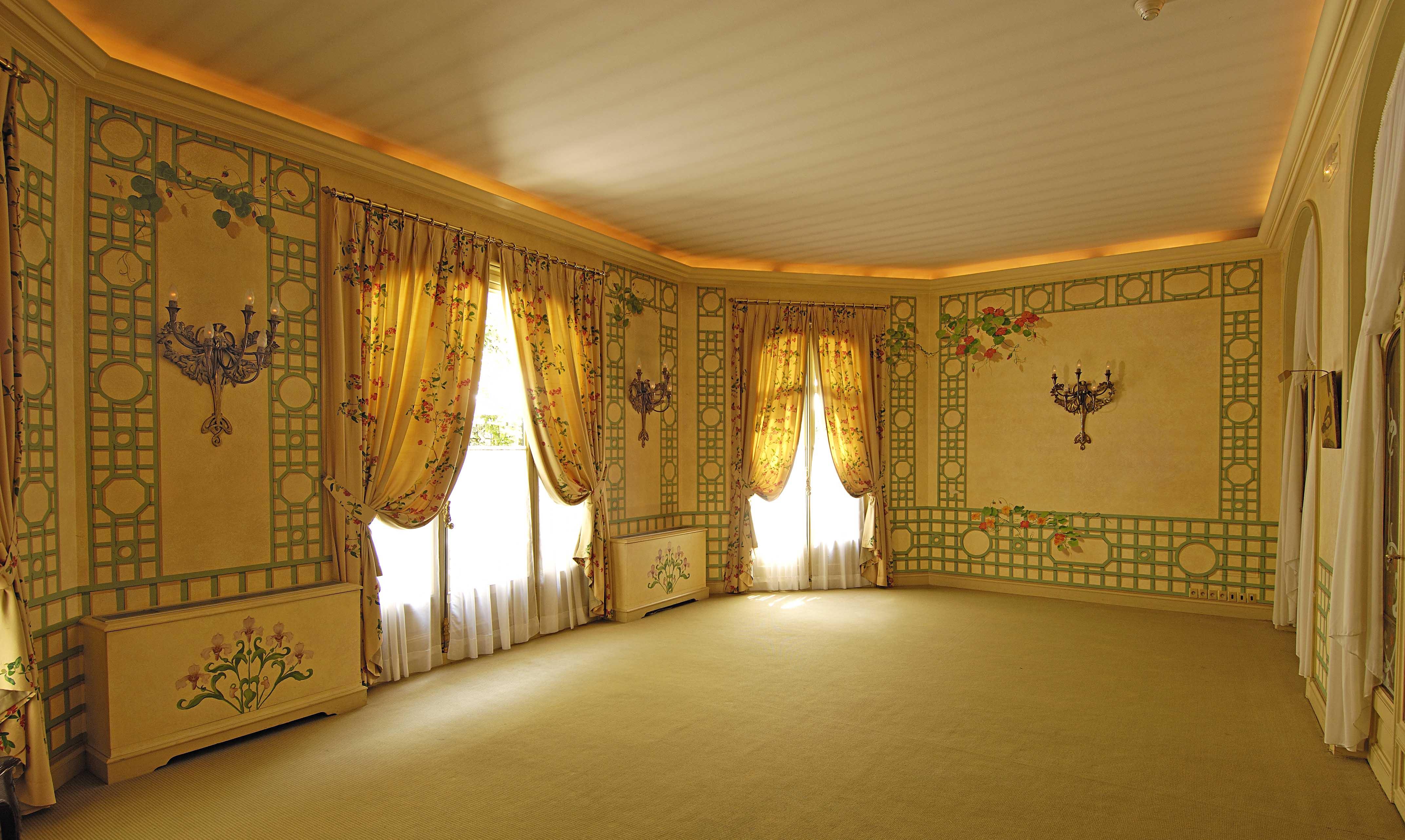 decor peint régina