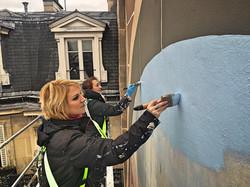 Mur peint - street art