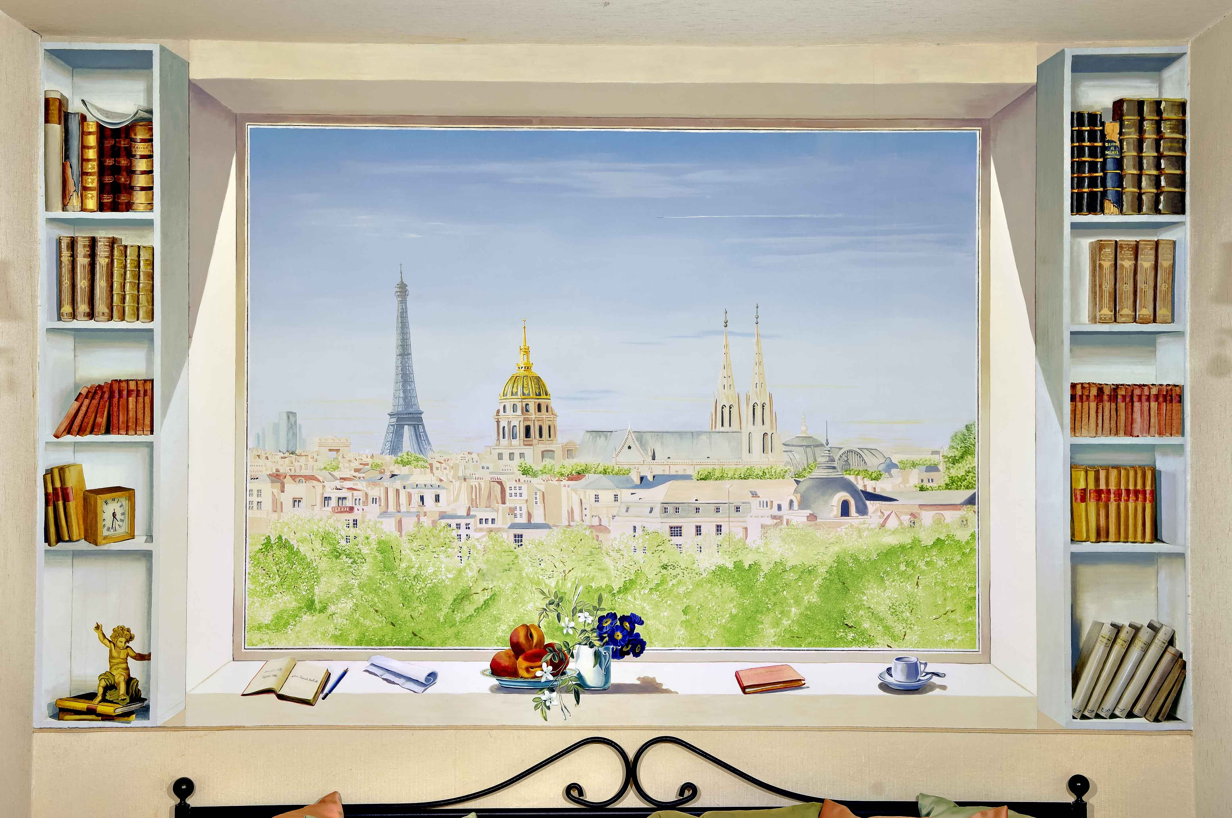 Artiste peintre Paris, Leonor Rieti