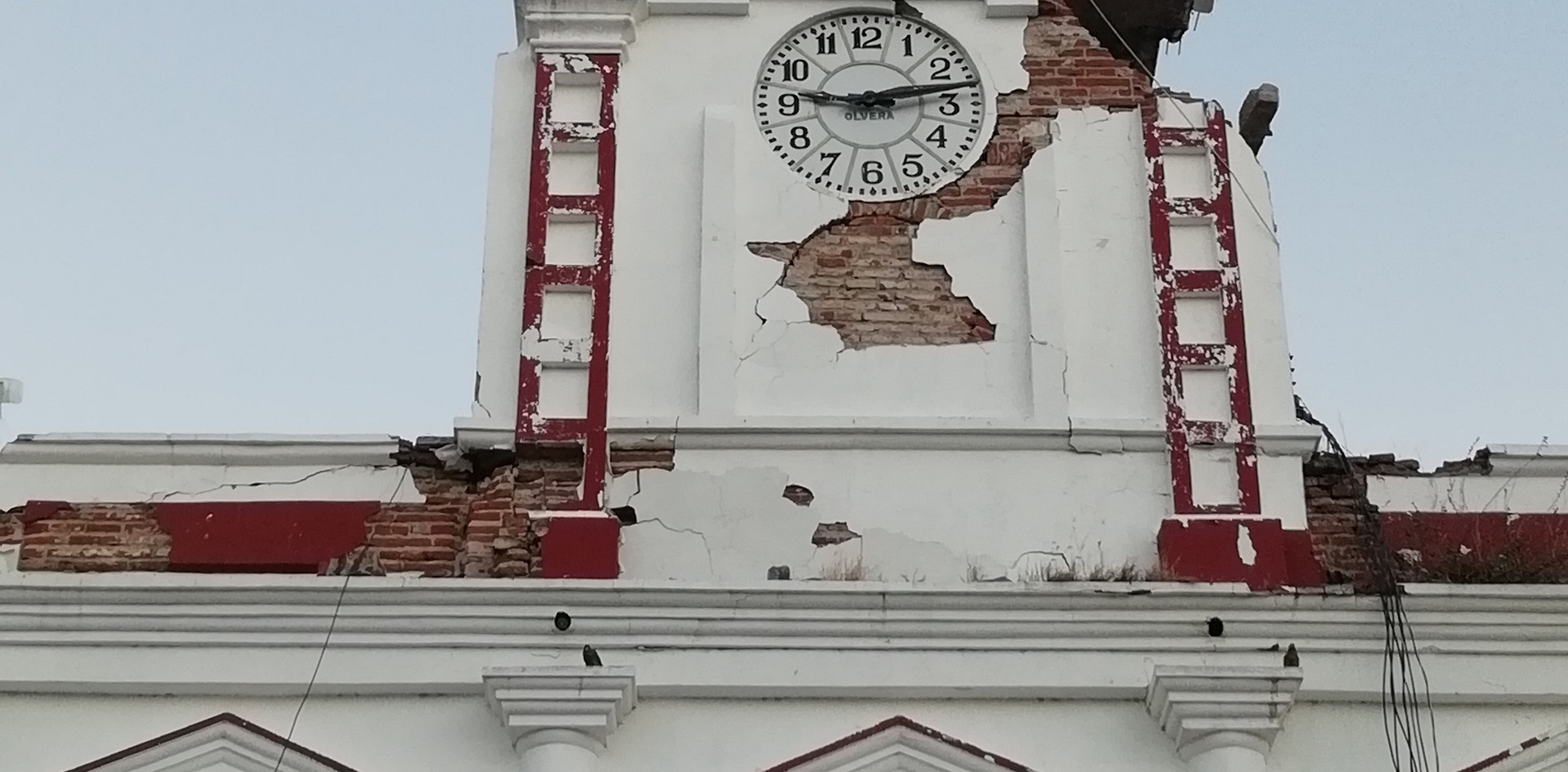 Foto de lugar donde transcurre el tiempo