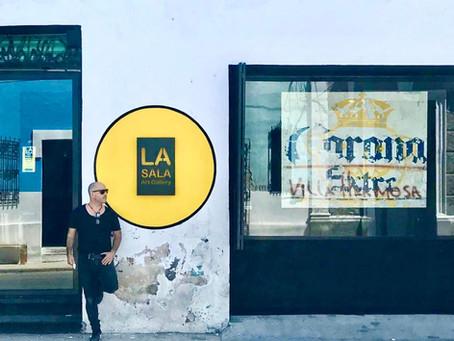 Alfredo Romero en LA SALA Art Gallery