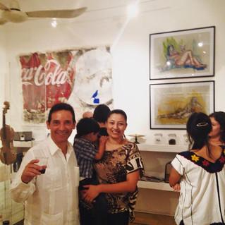 Se inaugura Galería de Arte La Sala Merida