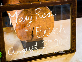 Mary Rose and Erich- Poulsbo Outdoor Wedding