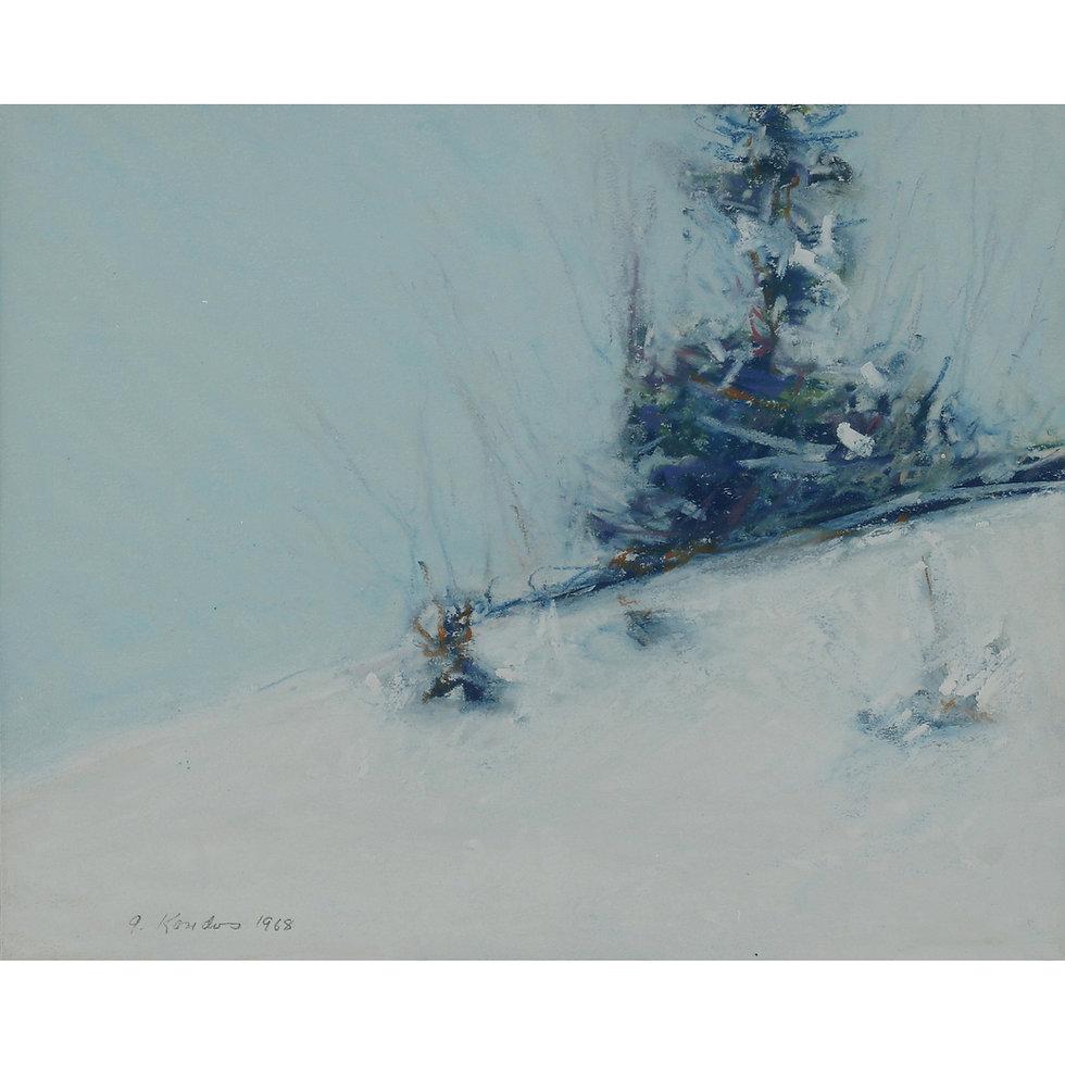 Sierra Snow, 1968