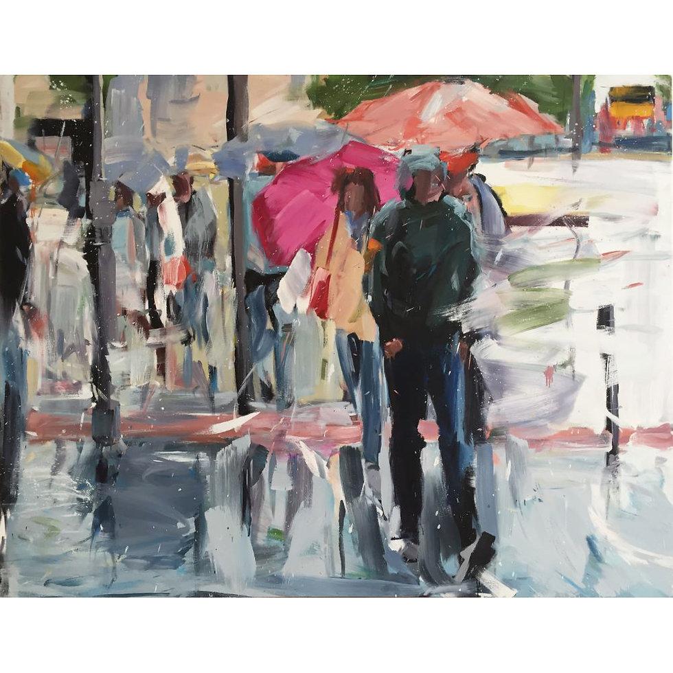 Summer Rain II