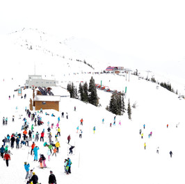 Heading Out (Whistler, Canada)