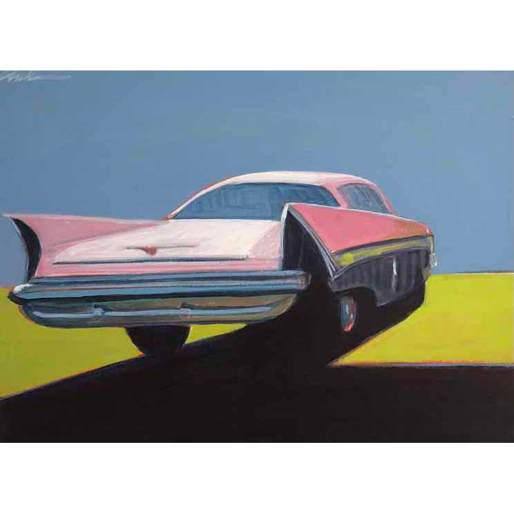 Pink Classic on Horizon