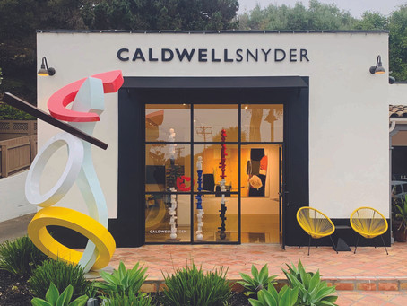 Introducing Caldwell Snyder Gallery in Montecito