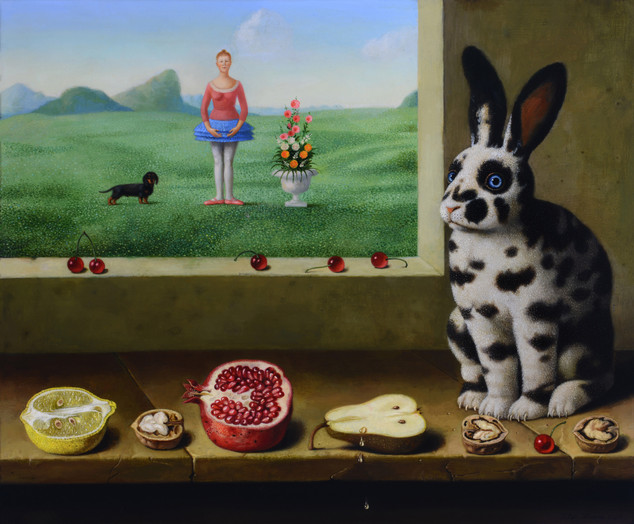 The Life of Rabbits - Fruit Halves