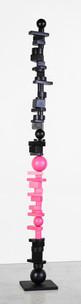 Black & Pink Totem