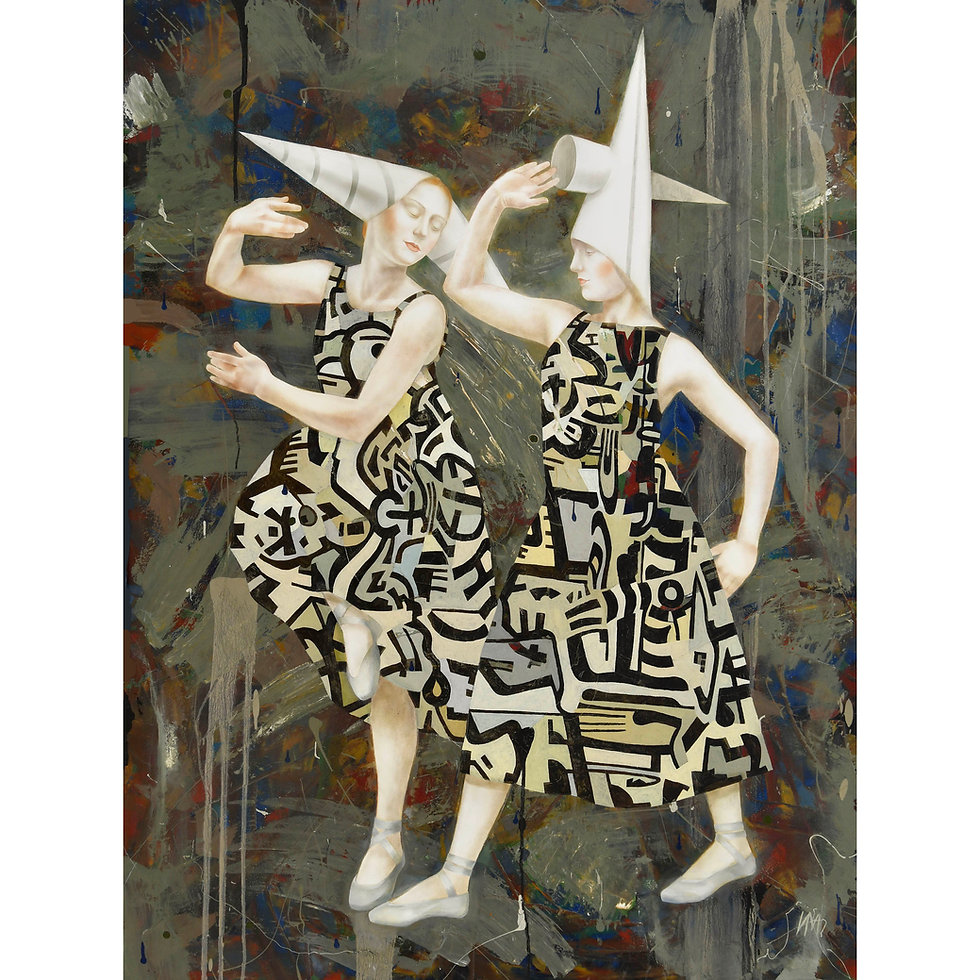 Dance, Dedicated to Constantin Brancusi
