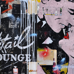 Cocktail Lounge (Diptych)