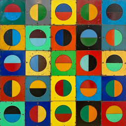 Color Study 107 (Albert Goes West)