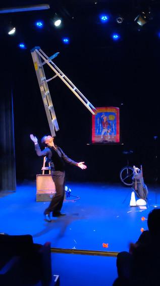 Ladder Balance