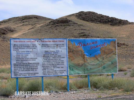 Kanion Czaryński czyli 195km od Ałmaty