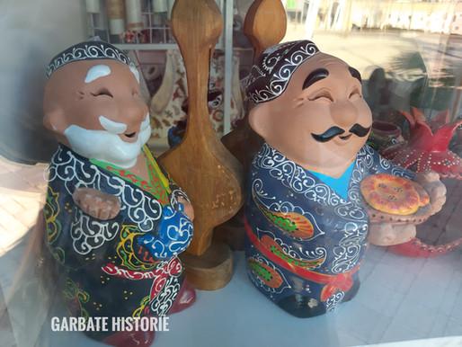 Pamiątki z Kazachstanu