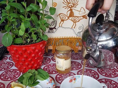 Herbata Taszkencka (Herbata z Tashkentu), coś dobrego na nadchodzące gorące dni.