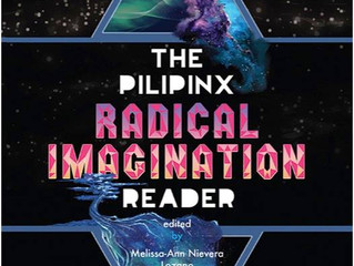 Pilipinx Radical Imagination Reader at Eastwind