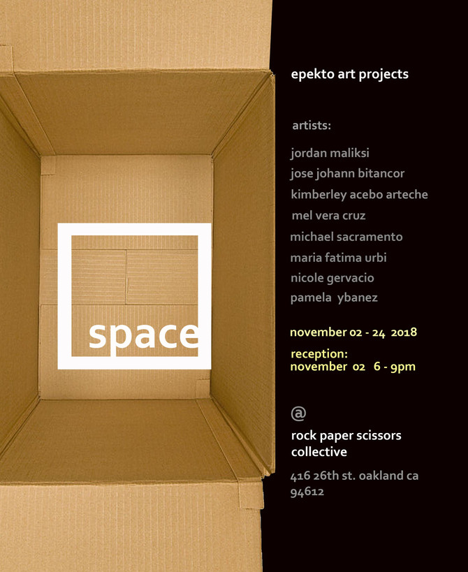 Space with Epekto Art Projects