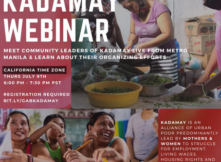 actions for Kadamay
