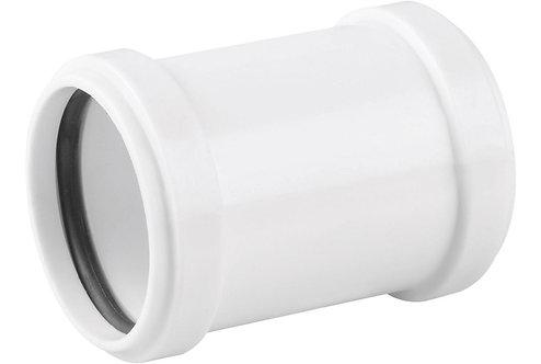 LUVA C/ ANEL PVC BRANCO