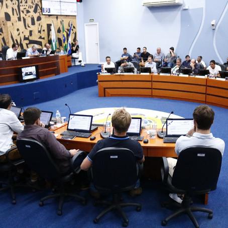 Câmara Municipal de Ponta Grossa retoma sessões nesta segunda