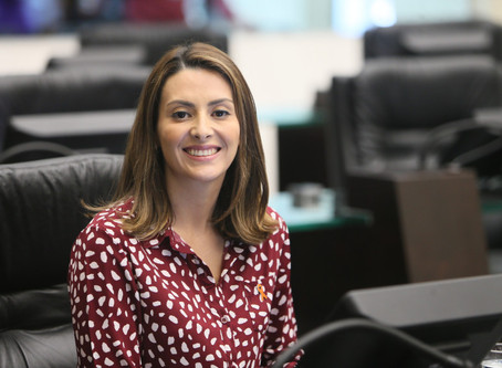 PSC lança deputada Mabel Canto como candidata à Prefeitura de Ponta Grossa