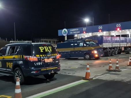 Entrevista com o delegado da Polícia Civil de Palmeira sobre tentativa de assalto a carro-forte