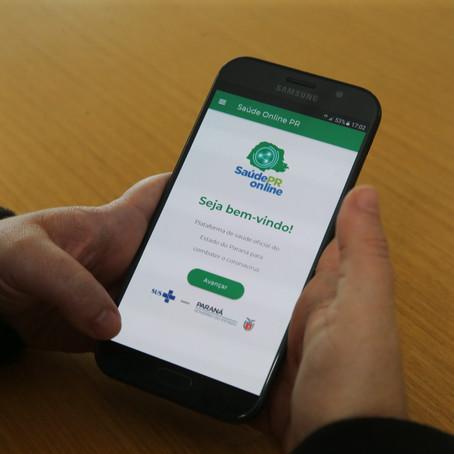 Governo do Paraná contrata médicos para aplicativo de saúde