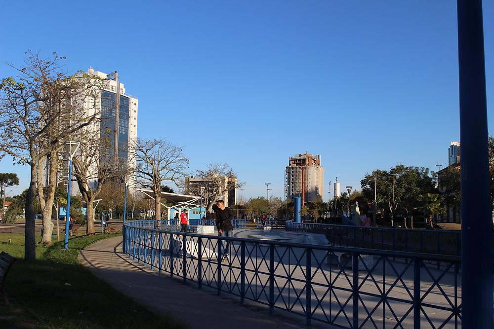 Parque Ambiental de Ponta Grossa. Foto: Divulgação/Letícia Araujo/Rádio CBN Ponta Grossa
