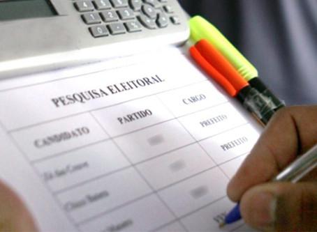 Divulgação de pesquisas eleitorais garante transparência, diz presidente da Iprade