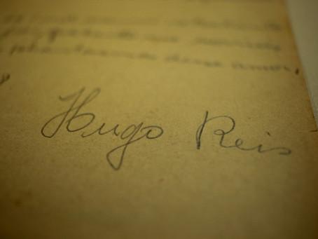 Neta de Hugo Reis grava depoimento sobre o jornalista que atuou em Ponta Grossa