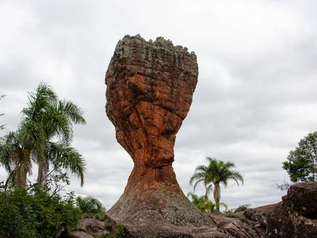 Parque de Vila Velha teve quase 6 mil visitantes em setembro