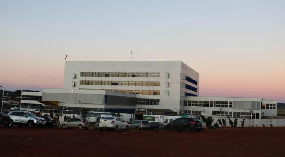 Hospital Regional de Ponta Grossa - Foto: divulgação