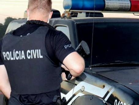 Polícia Civil prende 22 pessoas por roubos a fazendas em PG e cinco municípios