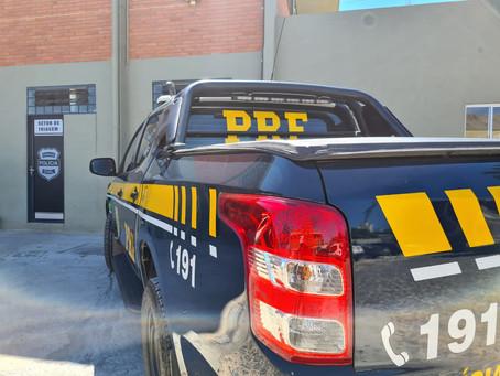 Polícia prende em Ponta Grossa foragido por assalto a banco nesta sexta-feira