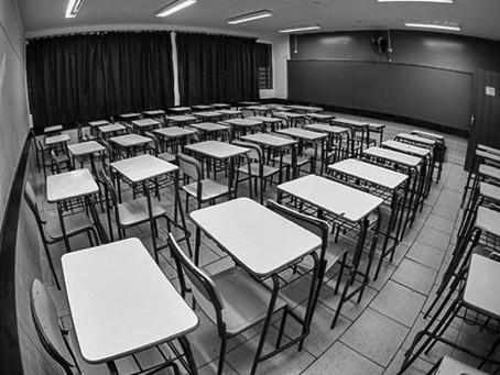 Decreto libera retorno híbrido das aulas presenciais da rede privada de PG