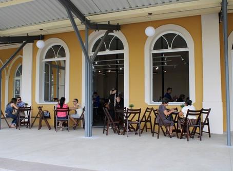 Café-escola Senac Estação Saudade reabre nesta sexta-feira (02)