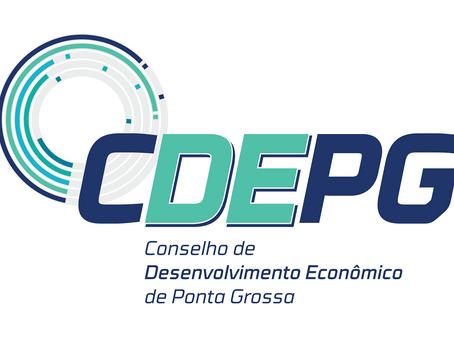 Leonardo Puppi é eleito presidente do Conselho de Desenvolvimento Econômico de PG