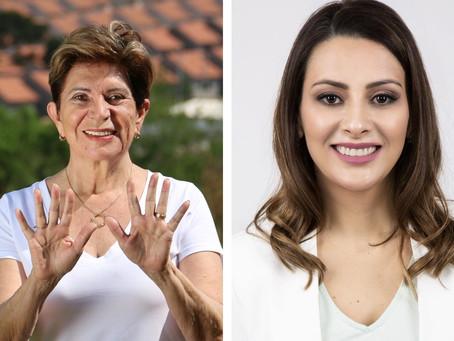 Segundo turno: Confira a agenda das candidatas à Prefeitura de Ponta Grossa desta quarta-feira, 18