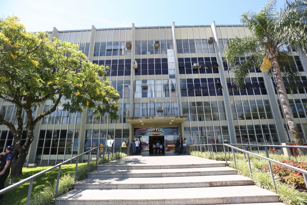 Prefeitura de Ponta Grossa. Foto: Divulgação