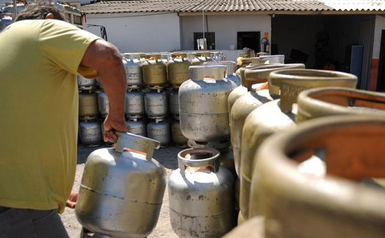 O transporte e distribuição de gás cresceram 35% nos últimos meses de venda. Foto: Reprodução/Agência Brasil